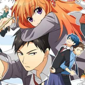 Monthly Girls' Nozaki-kun is listed (or ranked) 18 on the list The Funniest Anime Shows Ever Made