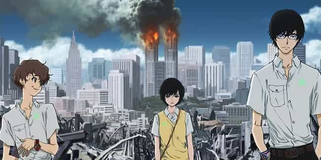 Terror in Resonance is listed (or ranked) 3 on the list 14 Brilliant Anime Intended For Intelligent Viewers