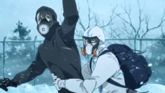 Terror in Resonance is listed (or ranked) 1 on the list The Best Anime Like Psycho-Pass
