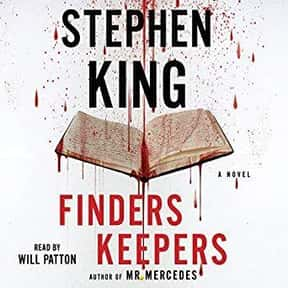 Finders Keepers: A Novel is listed (or ranked) 8 on the list The Best Stephen King Audiobooks