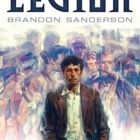 Legion is listed (or ranked) 22 on the list The Best Brandon Sanderson Books
