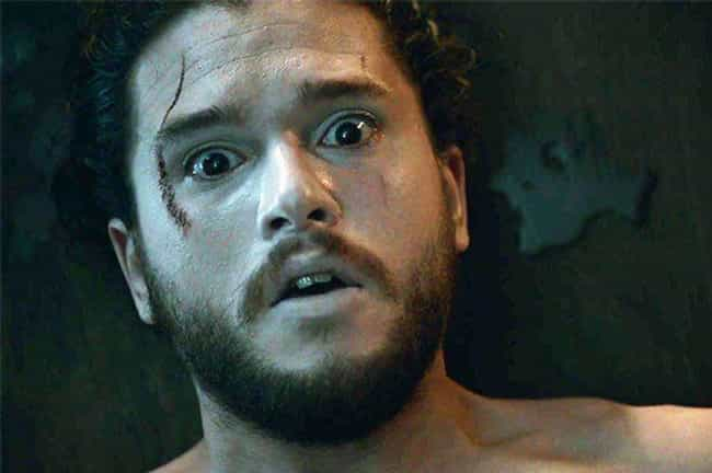Jon Snow is listed (or ranked) 1 on the list All Brothers of the Night's Watch