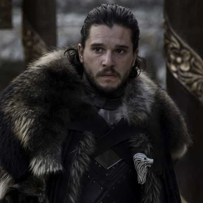 Jon Snow is listed (or ranked) 2 on the list The Best Kings and Queens on Game of Thrones