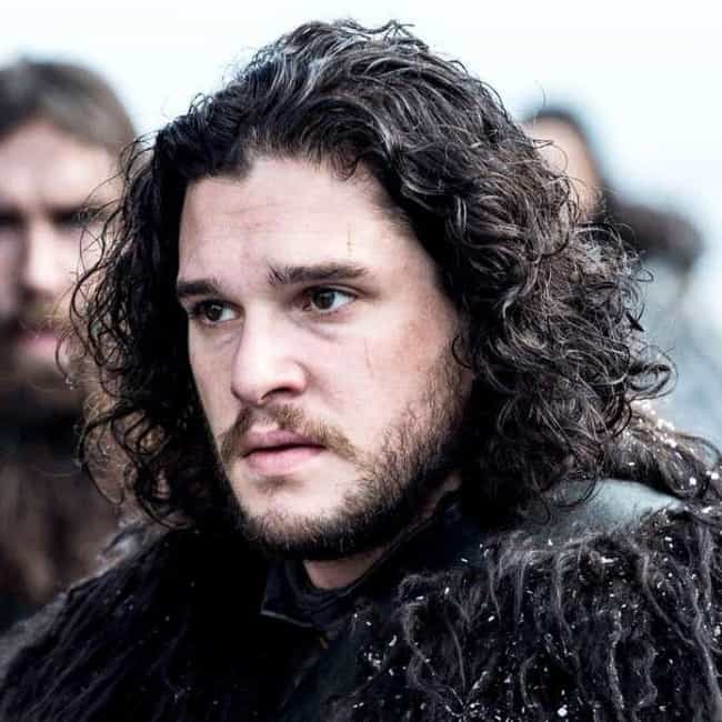 Jon Snow is listed (or ranked) 2 on the list ASoIaF Characters With The Most POV Chapters