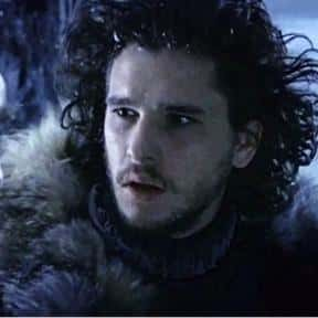 Jon Snow is listed (or ranked) 7 on the list The Greatest TV Characters of All Time