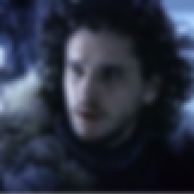 Jon Snow is listed (or ranked) 4 on the list The Best Members of House Targaryen