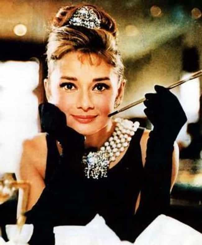 Holly Golightly is listed (or ranked) 4 on the list Movie Characters Who Can't Afford Their Wardrobes