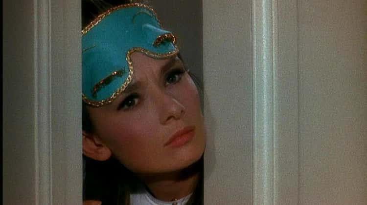 Holly Golightly Rocking Perfect Eye Make-Up In 'Breakfast At Tiffany's'