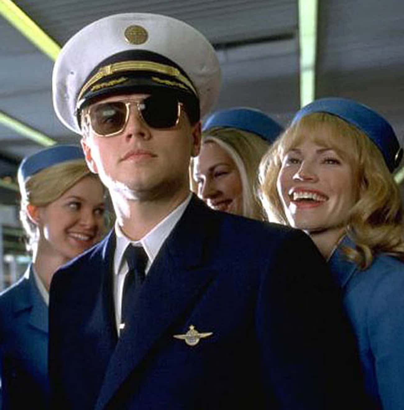 Frank Abagnale Jr. is listed (or ranked) 3 on the list The Most Manipulative Characters in Film