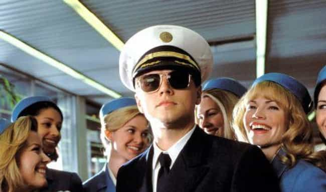 Frank Abagnale Jr. is listed (or ranked) 2 on the list Which Leonardo DiCaprio Character Are You, Based On Your Zodiac Sign?