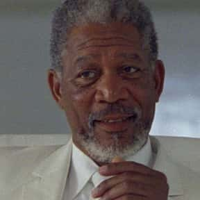 God is listed (or ranked) 3 on the list The Greatest Characters Played by Morgan Freeman, Ranked