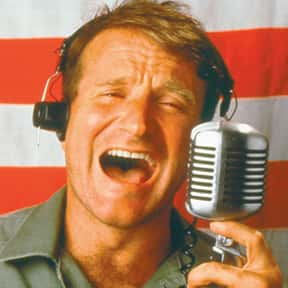 Adrian Cronauer is listed (or ranked) 1 on the list The Best Robin Williams Characters
