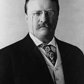 Theodore Roosevelt is listed (or ranked) 5 on the list Fictional Characters Named Ted