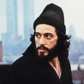 Frank Serpico is listed (or ranked) 17 on the list The Best Conspiracy Characters In Movies & TV