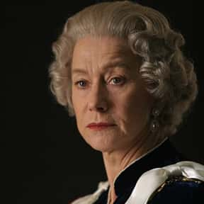 Queen Elizabeth II is listed (or ranked) 10 on the list The Very Best Actress Performances, Ranked