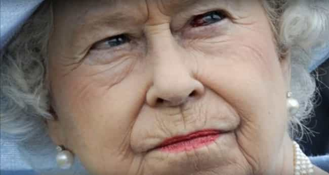 Queen Elizabeth II is listed (or ranked) 2 on the list Do These Creepy Photos Prove That Lizard People Actually Exist?