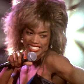 Tina Turner is listed (or ranked) 17 on the list The Greatest Black Characters in Film History
