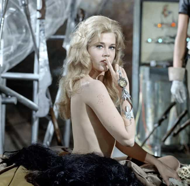 Barbarella is listed (or ranked) 3 on the list The Sexiest Science Fiction Characters Ever