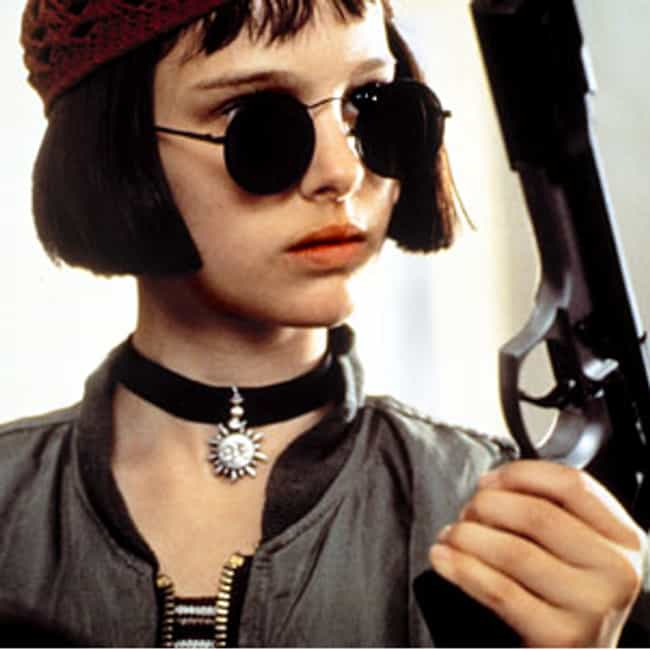Mathilda is listed (or ranked) 3 on the list Fictional Children Who Will Be the Most Messed Up Adults