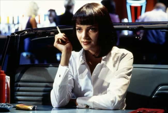 Mia Wallace is listed (or ranked) 1 on the list The Greatest Bangs in Movie History