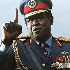 Idi Amin Dada is listed (or ranked) 24 on the list The Best Oscar-Winning Actor Performances, Ranked