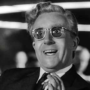 Dr. Strangelove is listed (or ranked) 11 on the list The All-Time Greatest Fictional Mad Scientists