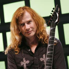 Dave Mustaine is listed (or ranked) 23 on the list Here's a List of Every Known Republican Celebrity