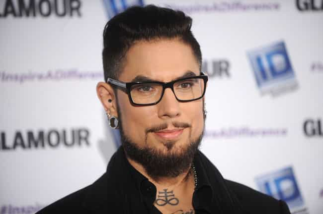 Dave Navarro is listed (or ranked) 3 on the list Sherrie Rose Loves and Hookups