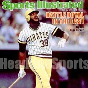 Dave Parker is listed (or ranked) 16 on the list List of Famous Baseball Right Fielders