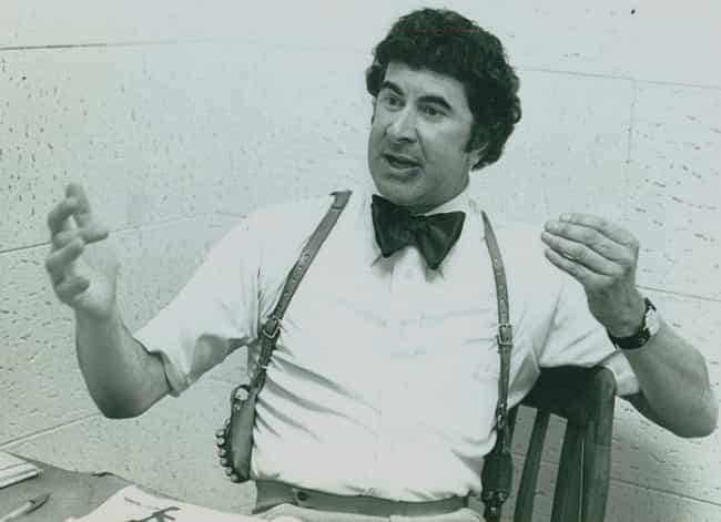Dave Toschi is listed (or ranked) 2 on the list List of Famous Detectives
