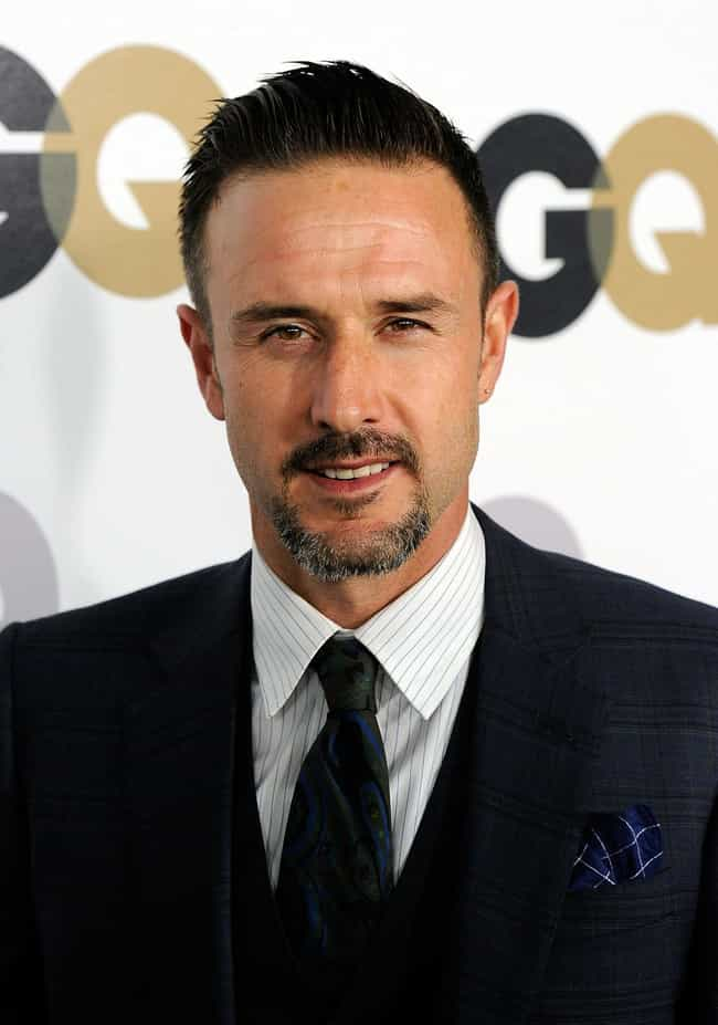 David Arquette is listed (or ranked) 2 on the list Men Who Courteney Cox Has Dated