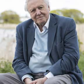 David Attenborough is listed (or ranked) 3 on the list List of Famous Naturalists