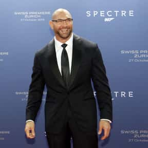 Dave Bautista is listed (or ranked) 13 on the list Famous People Named David or Dave