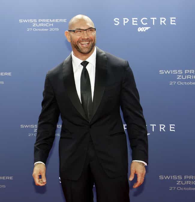 Dave Bautista is listed (or ranked) 2 on the list Celebrities You Didn't Know Are Filipino