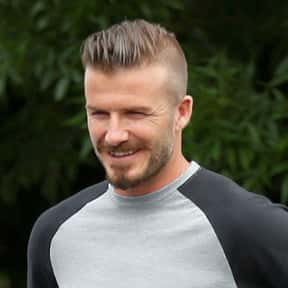 David Beckham is listed (or ranked) 15 on the list Celebrities Who Are Secret Geeks