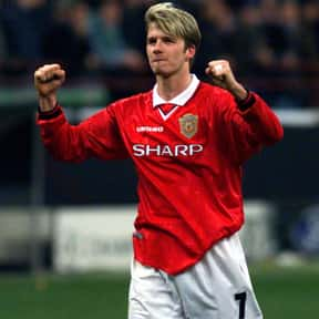 David Beckham is listed (or ranked) 2 on the list Best Manchester United Players of All Time, Ranked