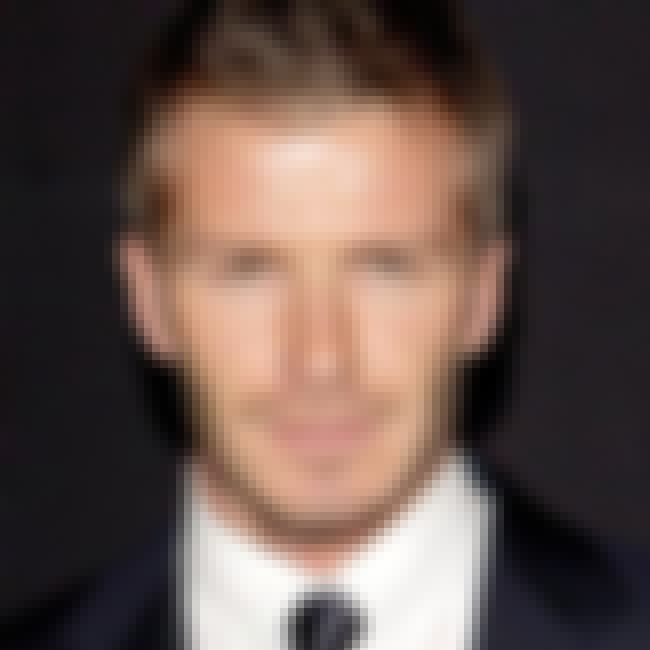 David Beckham is listed (or ranked) 8 on the list Highest Paid Athletes of 2012