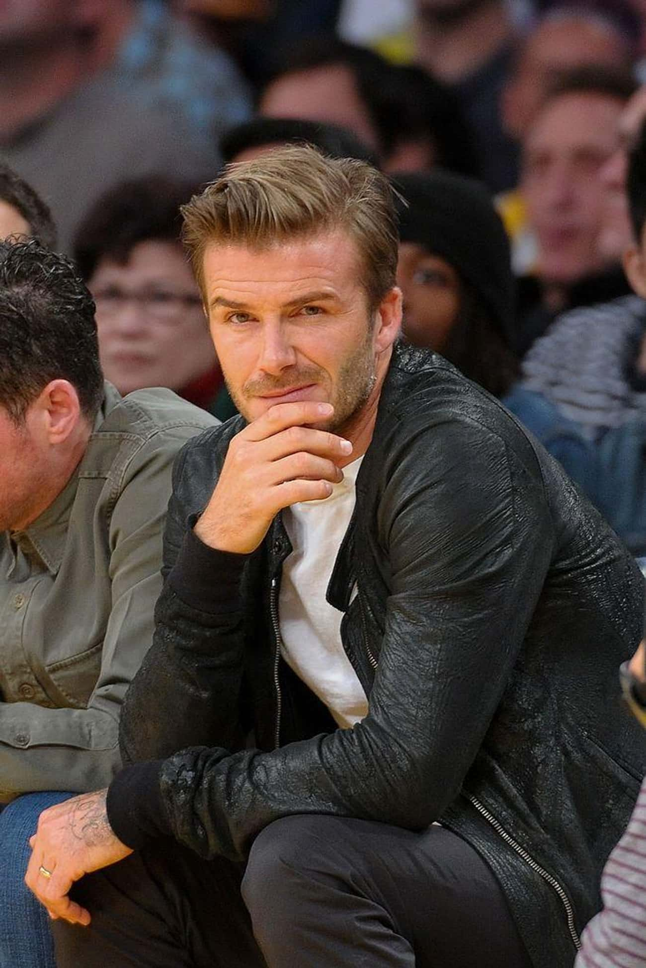 David Beckham is listed (or ranked) 2 on the list The Greatest Celebrity Hair (Men)
