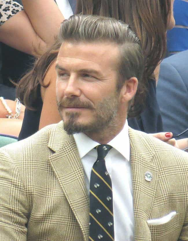 David Beckham is listed (or ranked) 4 on the list Male Celebrities Who Are 5'11
