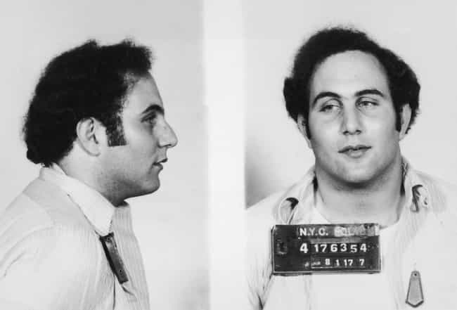 David Berkowitz is listed (or ranked) 1 on the list Serial Killers Who Also Abused Animals