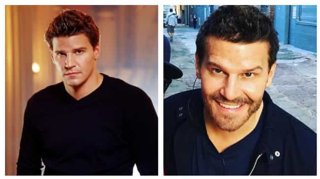 David Boreanaz is listed (or ranked) 2 on the list Here's What The Cast Of Buffy The Vampire Slayer Looks Like Now