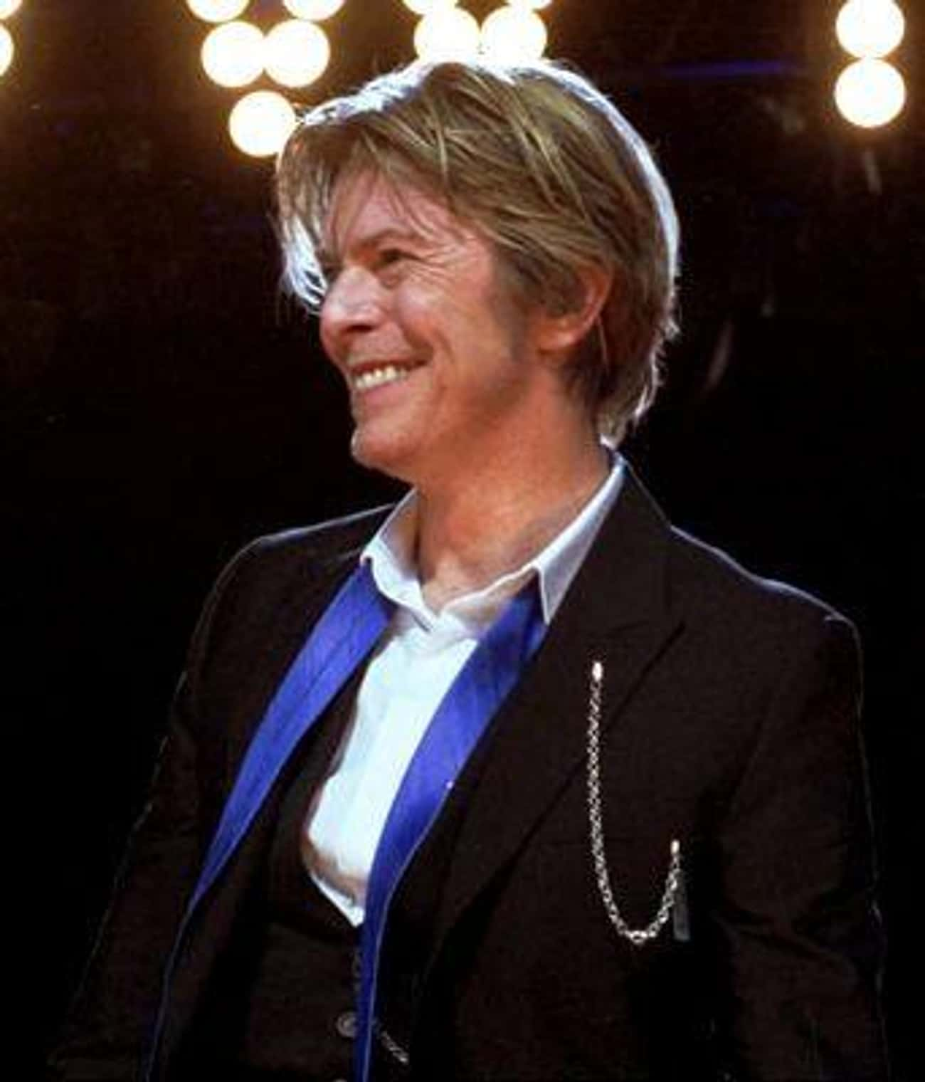 David Bowie is listed (or ranked) 1 on the list 19 Musicians Who Have Written Children's Books