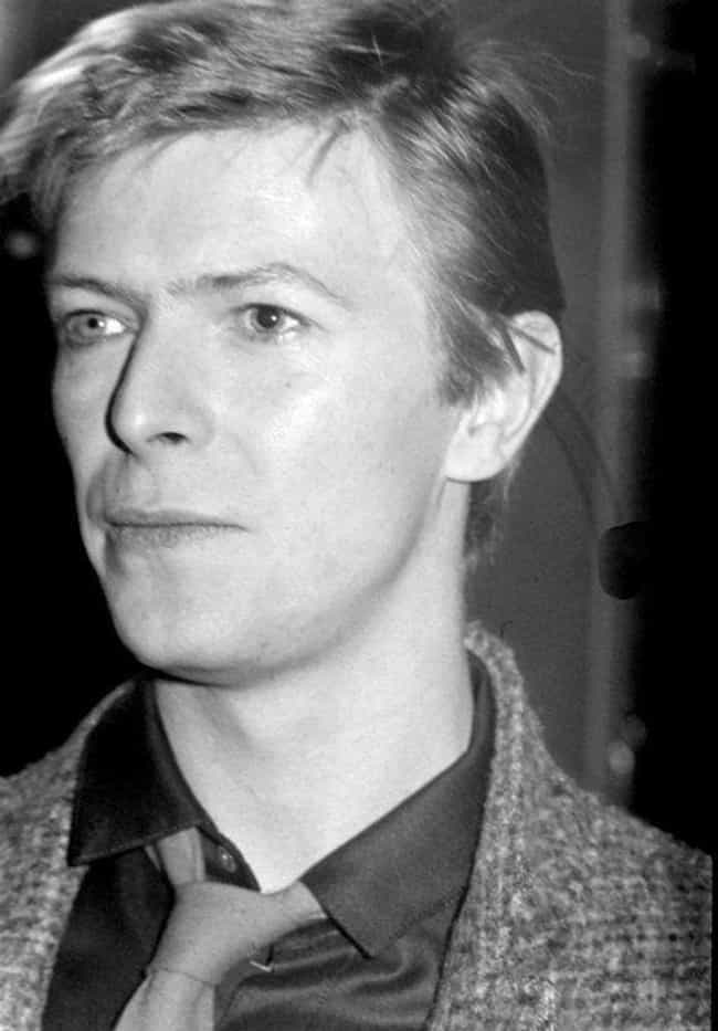 David Bowie is listed (or ranked) 3 on the list Celebrities Who Kept Their Fatal Illnesses Secret for Years