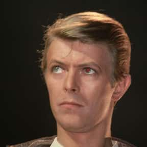 David Bowie is listed (or ranked) 8 on the list The Greatest Entertainers of All Time
