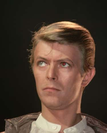 David Bowie is listed (or ranked) 1 on the list People Who Most Deserve Biopics (But Don't Have One Yet)