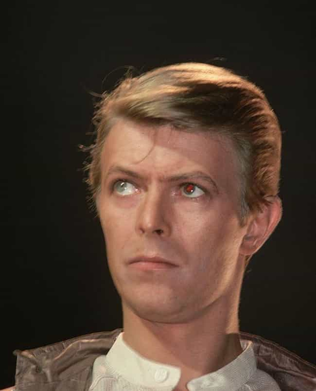 David Bowie is listed (or ranked) 3 on the list Famous Male Film Score Composers