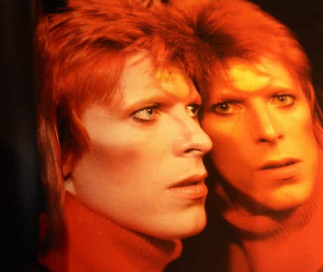 David Bowie is listed (or ranked) 1 on the list Singers & Musicians Who Are Bisexual