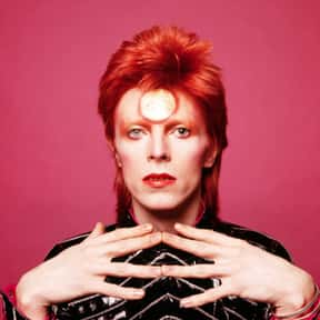 David Bowie, 'Ziggy Stardu is listed (or ranked) 22 on the list Ages Of Rock Stars When They Created A Cultural Masterpiece