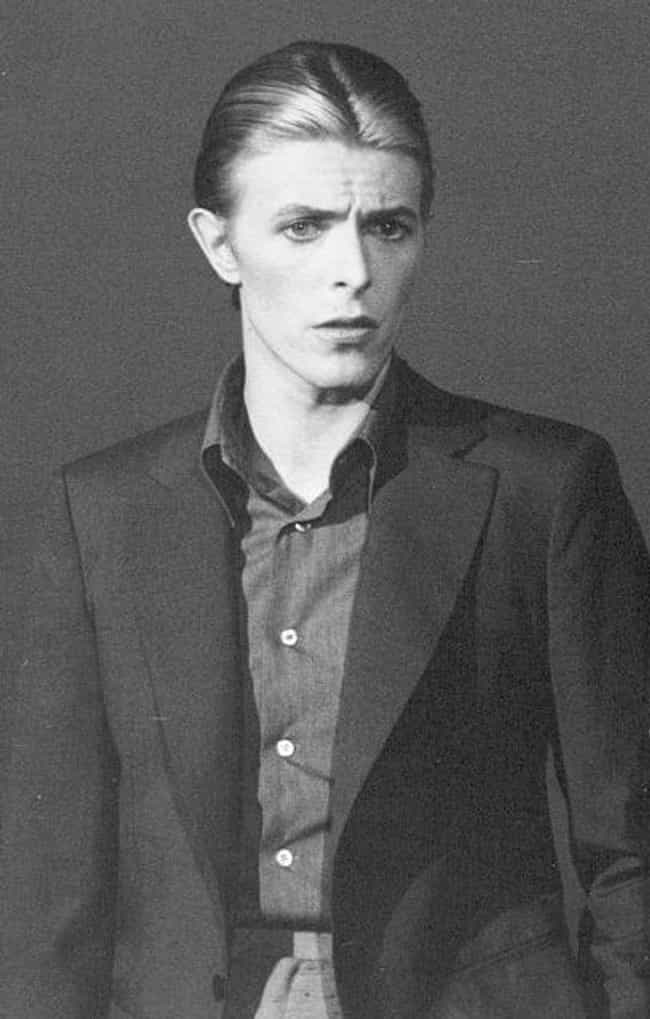 David Bowie is listed (or ranked) 1 on the list Favorite Foods Of Legendary Musicians We Lost Too Soon