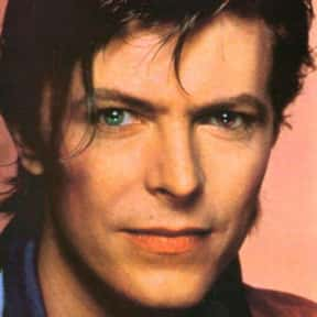 David Bowie is listed (or ranked) 9 on the list The Greatest Rock Songwriters of All Time